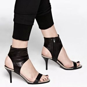 Vince Adria leather cuff sandal 37.5